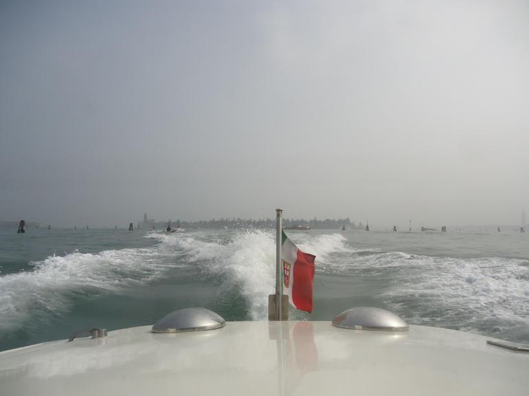 fast ride - Venice