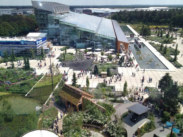 Floriade - view from gondola_0649 -