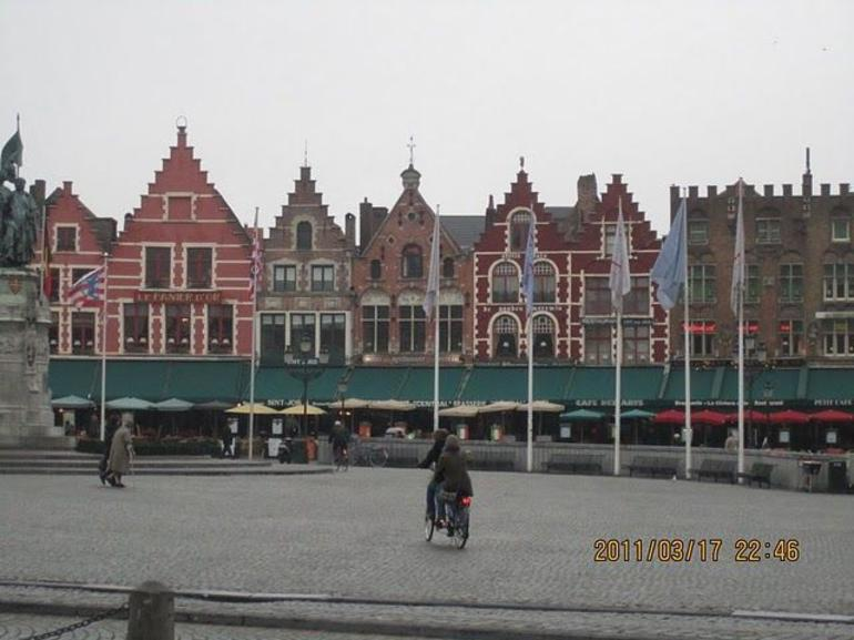 Ghent town - Brussels
