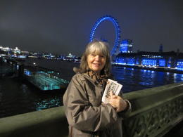 Anne at the London Eye , Mr R J V - October 2012