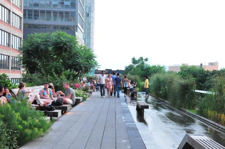 High Line Park -
