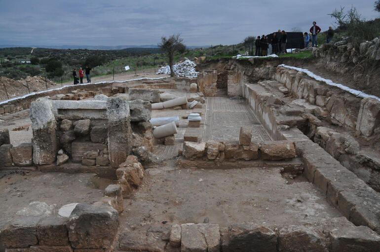 Hirbet Midras - Jerusalem