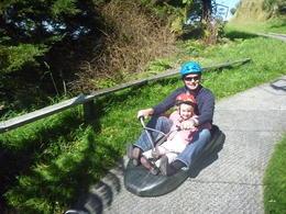 Scenic route , Katherine B - April 2012