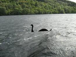 """We found """" Nessie """" , Dianne S - September 2012"""