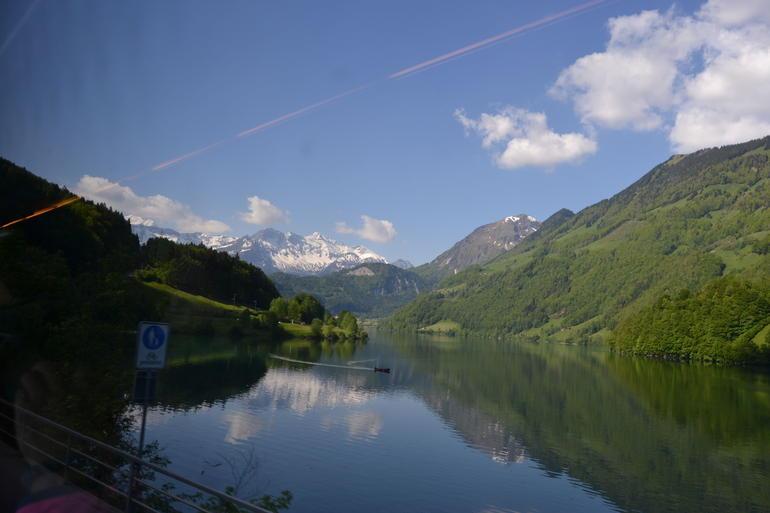 Interlaken - Lucerne