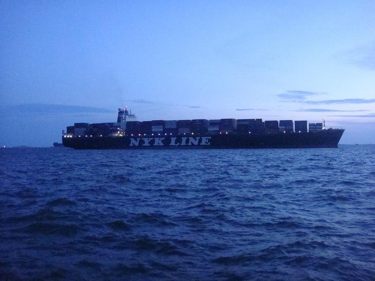 Japan ship - Singapore