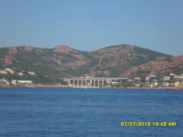 View from the boat. , Catorina - August 2012