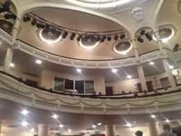 Ceiling of the Opera House, Bing - September 2014
