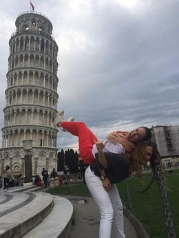It was so cool to be able to squeeze Pisa into the program.. definitely worth going up the tower! , Anais B - June 2016