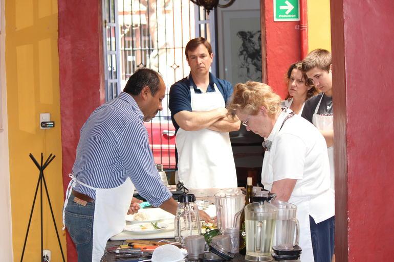 Preparation - Oaxaca