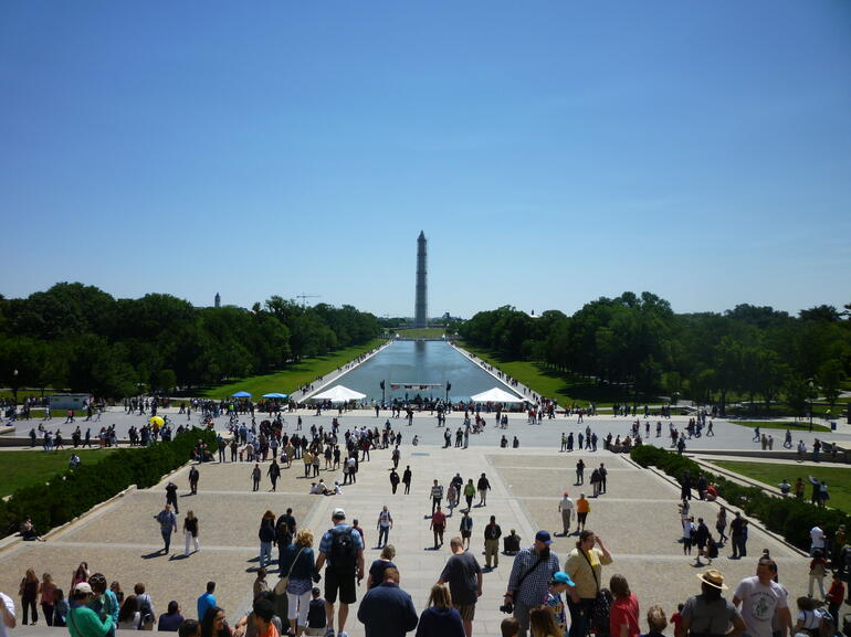 Reflecting Pool - Washington DC