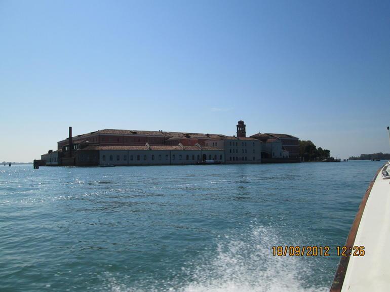 San Clemente palace island - Venice