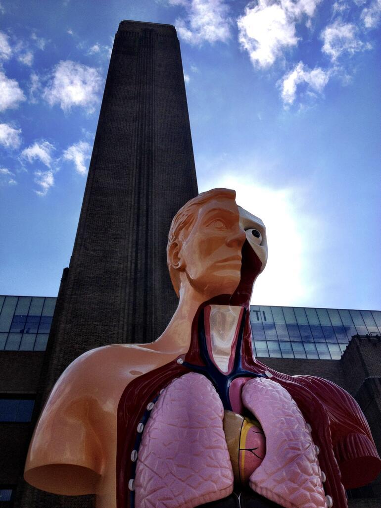 Tate Modern - Sculpture - London