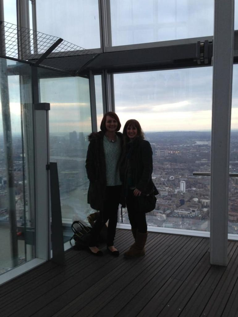 The View from the Shard - London