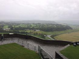 View down from Stirling Castle , Anne H - September 2016