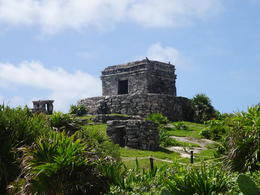 One part of the Tulum site. , Ben Holmes - October 2016