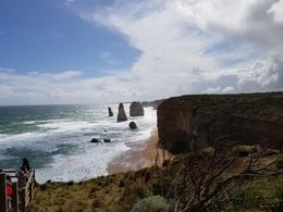 Twelve apostles on great ocean road , Edrie M - November 2016
