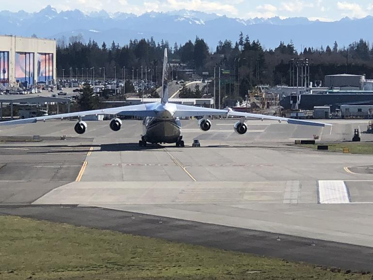 Boeing Tour from Seattle