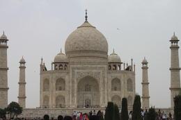 Closer to the Taj - September 2012