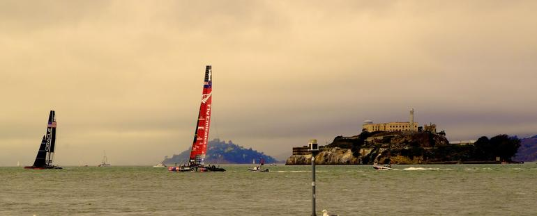 America's Cup - San Francisco