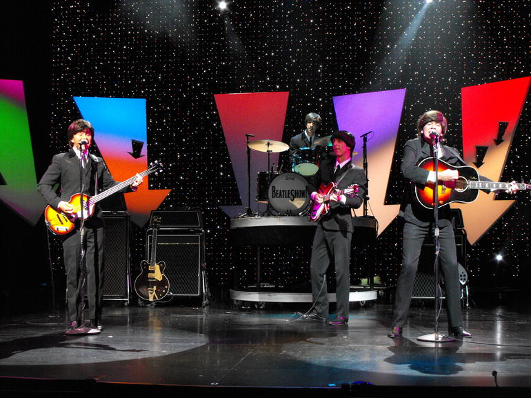 BeatleShow! at Planet Hollywood Resort and Casino - Las Vegas