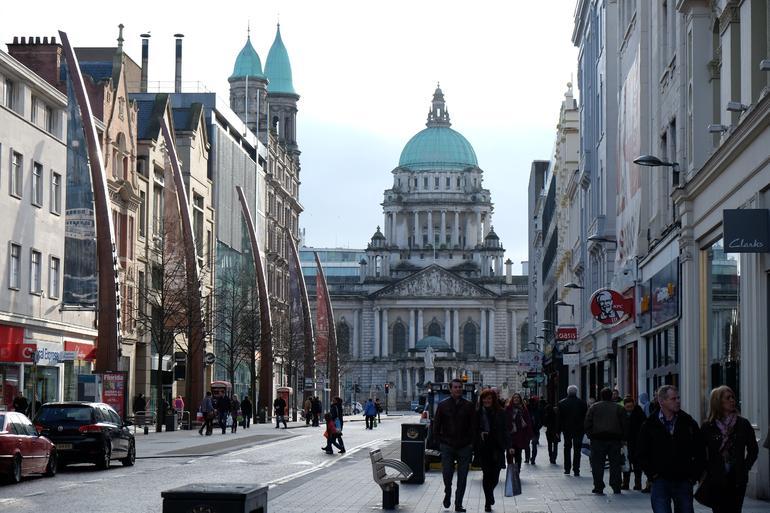 Belfast Day Trip from Dublin
