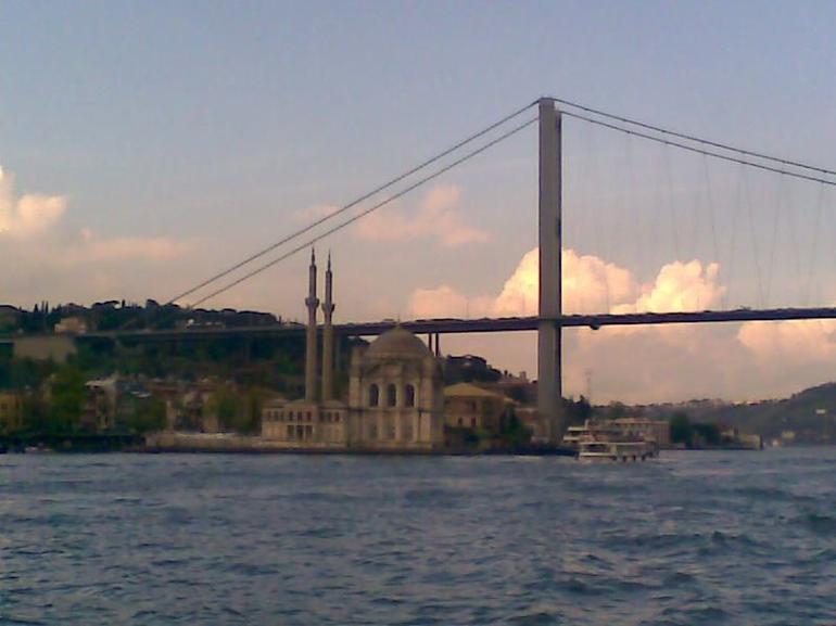 Bosphorus cruise view 1 - Istanbul