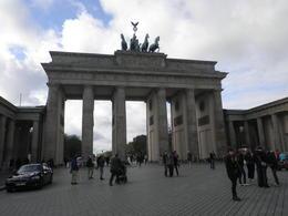Brandenberg Gate , CRAIG J - November 2012