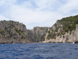 This is a must do if you're in Marseille...These calanques are simple breathtaking! , Claudia A - July 2014