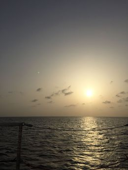 Beautiful Sunset in the Caymans - July 2015