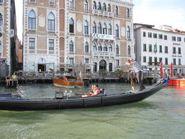 first views of Venice , Ceridwen S - July 2014