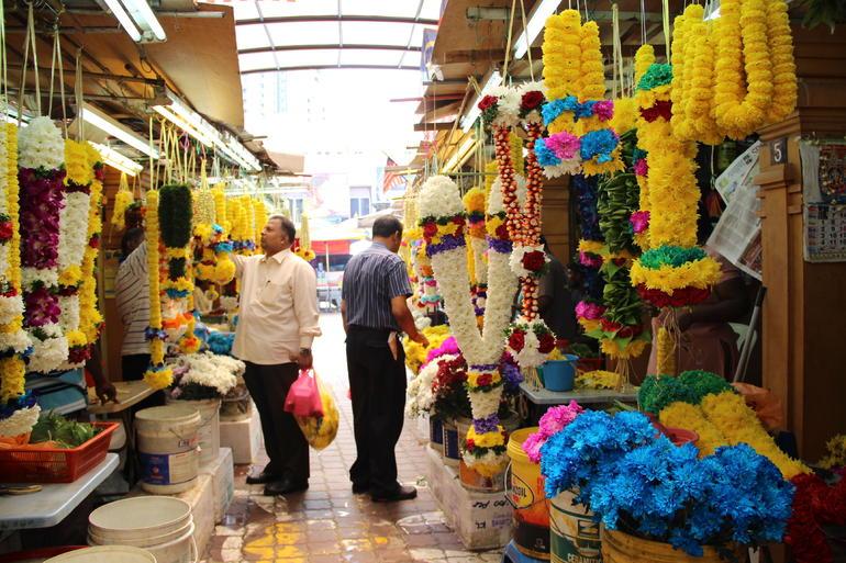 Flower markets - Kuala Lumpur