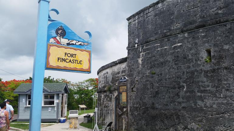 Fort Fincastle - Nassau