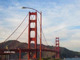 Golden Gate Bridge , Sandra K - February 2015