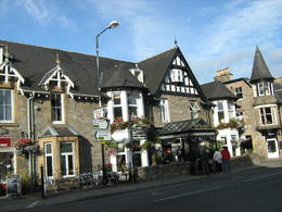 In a cute place called Pitlochry , Dianne S - September 2012