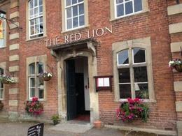 The Red Lion at Lacock , James N - June 2014