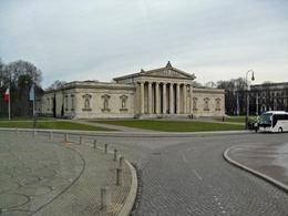 One of the many museum buildings in Munich., Ron - December 2009