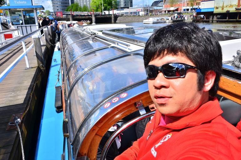 On Board - Amsterdam