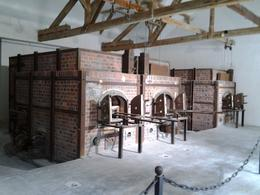 ovens used to burn bodies , John S - November 2014