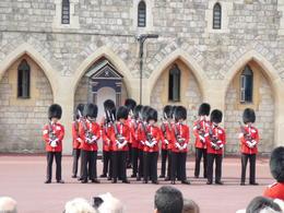 Windsor Castle Changing of The Guard , Dianne S - September 2012