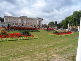 Vista do Palácio de Buckingham. , Heloísa - August 2013