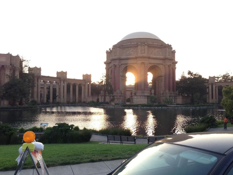 Palace Sunset - San Francisco
