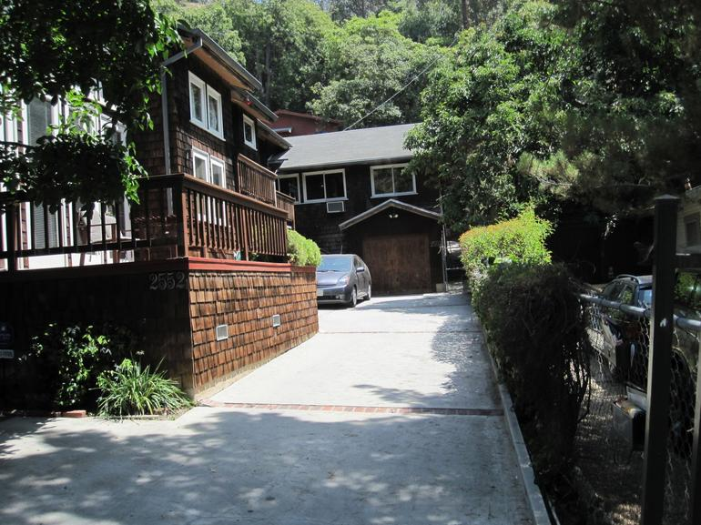 Pete Duel's house (where