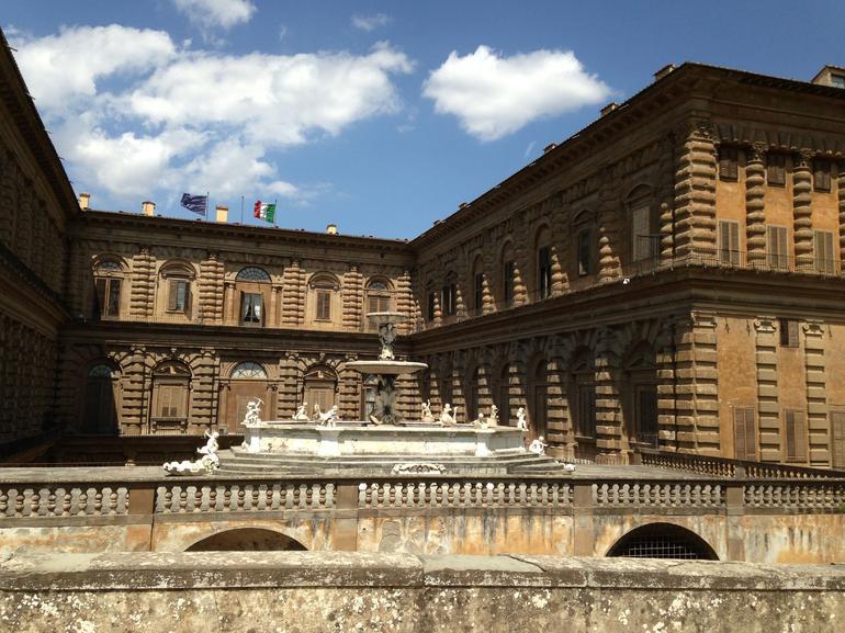 Pitti Palace - Florence