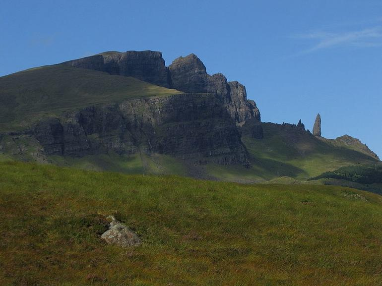 Scottish Highlands_Isle of Skye - Edinburgh