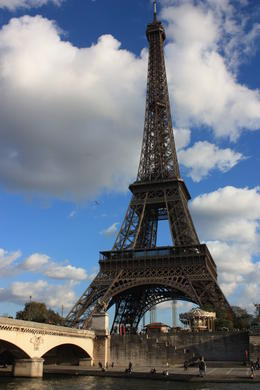 The Eiffel Tower, SCV - November 2012