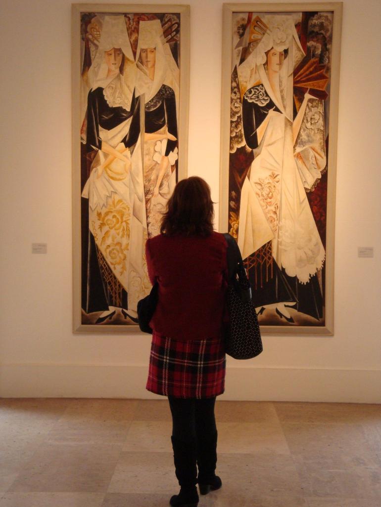 So much wonderful art to see. - Paris