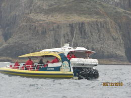 Taken from Bruny Island Wilderness Coast Tour , Doreen M - December 2010