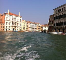 Touring the Grand Canal , Lisa T - November 2014