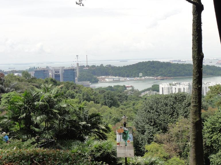 View of Sentosa - Singapore
